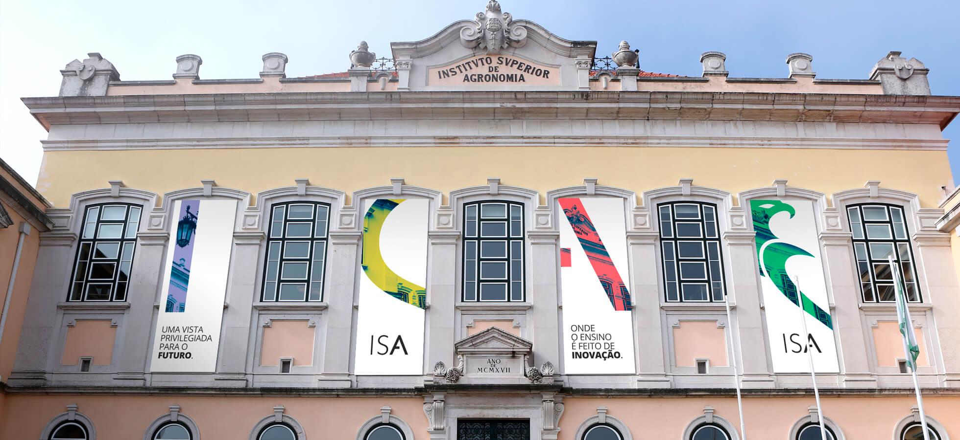 Edificio ISA - fachada